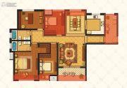 江铃瓦良格4室2厅2卫141平方米户型图