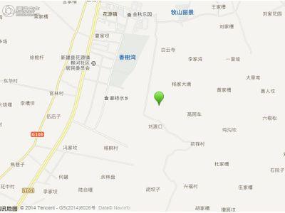 汇祥华楠半岛交通图