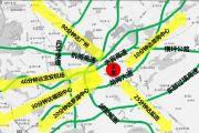 恒地悦山湖交通图