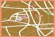 利和金丰公寓交通图