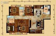 汇景城市中心4室2厅0卫0平方米户型图
