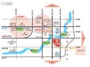 盛景八方交通图
