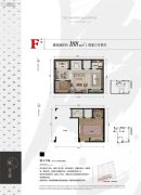 合景映月台0室0厅0卫188平方米户型图