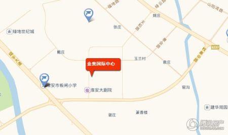 淮安金奥中心
