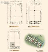 启迪协信・无锡科技城2137平方米户型图