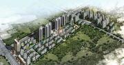 香格里拉城市花园效果图