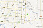 绿城蓝庭交通图