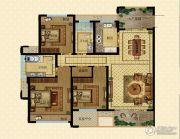 金昌诚园3室2厅2卫0平方米户型图