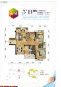 长业・天江城3室2厅2卫97--111平方米户型图