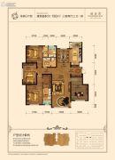 钻石湾3室2厅3卫0平方米户型图
