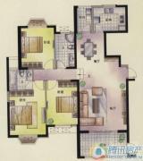 东方名城0室0厅0卫138平方米户型图