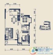 国润翠湖0室0厅0卫0平方米户型图