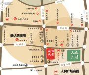 旭洋・城市风景交通图