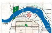 汉府国风交通图