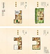 菩禧龙城6室2厅7卫300平方米户型图