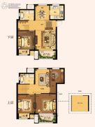 阳光城愉景湾4室3厅2卫115平方米户型图