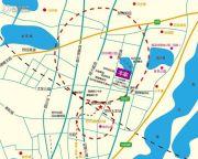 东方时代商业广场交通图