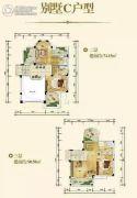 华辉滨江花城1室0厅1卫0平方米户型图