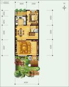森林新都孔雀城0平方米户型图