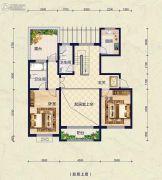 保艾尔云麓2室0厅2卫238平方米户型图