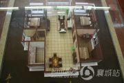 未来城3室2厅1卫0平方米户型图