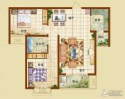 龙华苑2室2厅1卫0平方米户型图