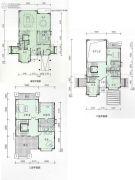 和记黄埔逸翠庄园7室2厅7卫366平方米户型图
