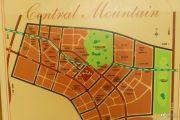 中央山交通图
