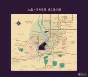 永威高新紫园交通图
