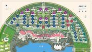 孔雀城大湖规划图