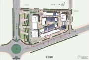 奥山世纪城(恩施旅游接待中心)规划图