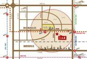 紫金上品苑交通图
