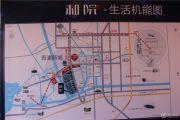 中建锦绣天地交通图