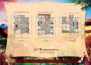 黄腾大院・欢墅352平方米户型图