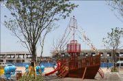 东原湖光里实景图