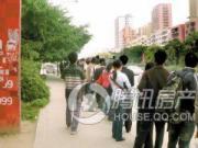 杨美村外景图