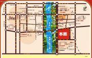 华耀天城交通图