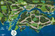碧桂园森林城市交通图