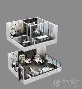 北大资源梦想城公寓0室0厅0卫0平方米户型图