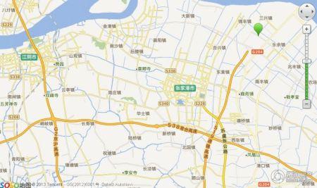 海南文昌市青澜半岛银滩路地图