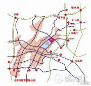 花果园交通图