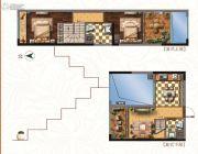中铁逸都2室2厅2卫81平方米户型图