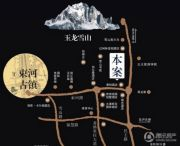 云门丽江交通图
