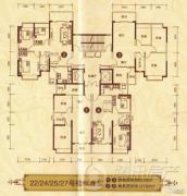 贵阳恒大城0室0厅0卫0平方米户型图