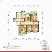 丽汤・首山梦之湾3室2厅1卫139平方米户型图