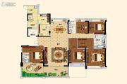 碧桂园翡翠湾5室2厅3卫252平方米户型图
