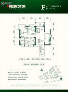 桃源艺境4室2厅2卫0平方米户型图