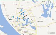 联投国际城交通图
