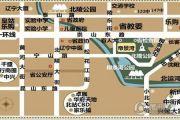 帝景湾交通图