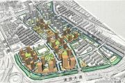 天房万欣城规划图
